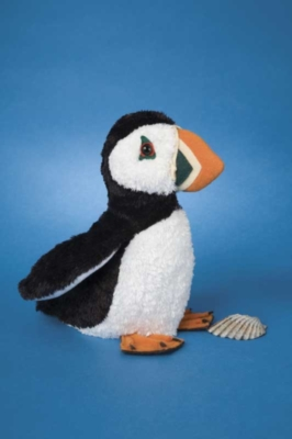 Kenny Atlantic - 7.5'' Puffin By Douglas Cuddle Toys