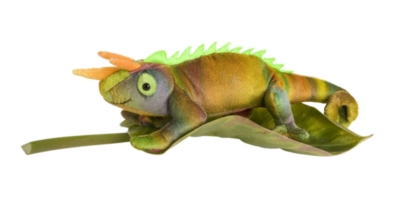 Jackson - 10'' Chameleon By Douglas Cuddle Toys