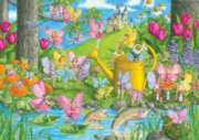 Jigsaw Puzzles for Kids - Fairy Playland