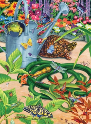 Garden Creepers - 200pc Jigsaw Puzzle by Ravensburger