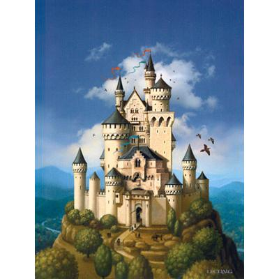 Neuschwanstein - 300pc Large Format Jigsaw Puzzle by Ravensburger