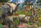 At the Waterhole - 18000pc Jigsaw Puzzle by Ravensburger