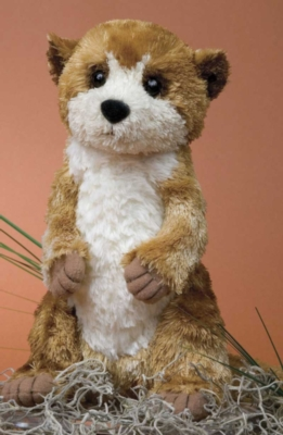Minnie - 8'' Meerkat by Douglas Cuddle Toys