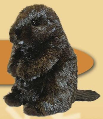 Dillon - 8'' Beaver by Douglas Cuddle Toys