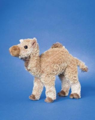Lawrence - 8'' Camel By Douglas Cuddle Toys