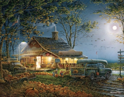 Jigsaw Puzzles - Autumn Traditions