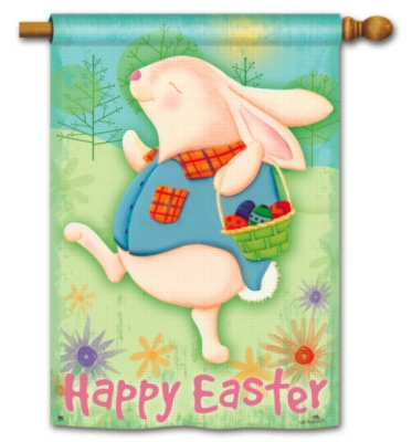 Easter Morning - Standard Flag by Magnet Works