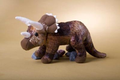 Triceraptops - 12'' Dinosaur By Douglas Cuddle Toys