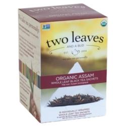Two Leaves Tea - 6 Boxes of 15 Tea Sachets (90 ct)