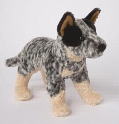 Tulsa Australian Cattle Dog - 9'' Dog By Douglas Cuddle Toys