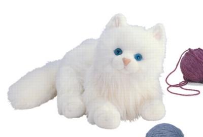 Meeko - 12'' Cat by Gund