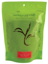 Two Leaves Tea: Organic African Sunset - 1/2 lb. Loose Tea in a Resealable Sleeve Case