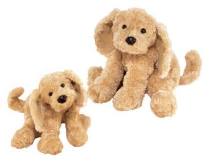 "Puddles - 11"" Dog by Gund"