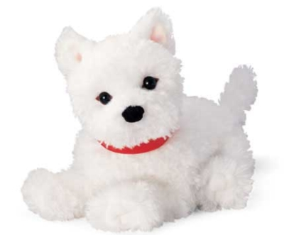 West Highland Terrier - 13'' Dog by Gund
