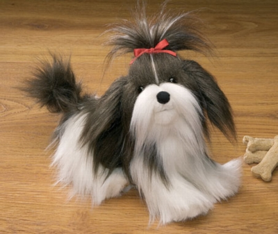 Shih Tzu - 9.5'' Dog by Gund