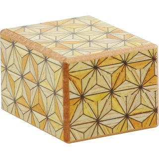 Japanese Puzzle Box - 2 Sun, 7 Step Kiasa