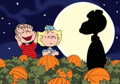Peanuts: The Great Pumpkin - 300pc Large Format Jigsaw Puzzle by Buffalo Games