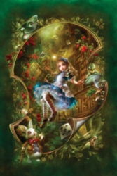 Jigsaw Puzzles - Alice in Wonderland