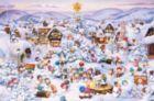 Christmas Choir - 1000pc Jigsaw Puzzle by Piatnik