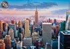 Midtown Manhattan, New York - 1000pc Jigsaw Puzzle By Educa