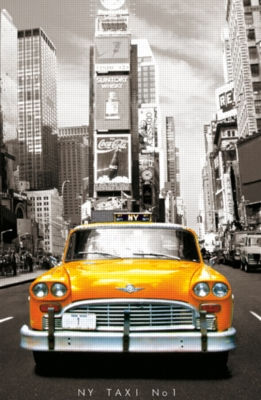 New York City Puzzle � Taxi No. 1