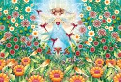 Educa Jigsaw Puzzles - Garden