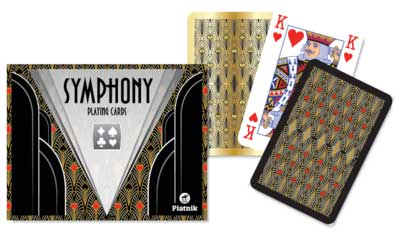 Symphony - Double Deck Playing Cards