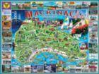 Mackinac Island, MI - 1000pc Jigsaw Puzzle by White Mountain