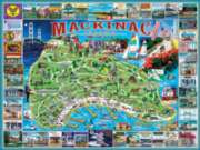 Jigsaw Puzzles - Mackinac Island, MI