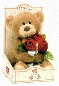 I Love You - 7'' Bear by Gund