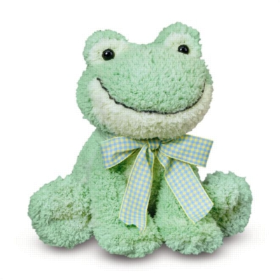 "Meadow Medley Froggy - 9"" Frog By Melissa & Doug"