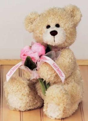 Feel Better - 10'' Bear by Gund