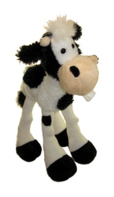"Lanky Legs Cow - 12.5"" By Melissa & Doug"