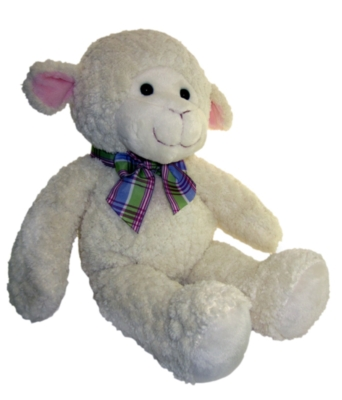 "Lovey Lamb - 11"" Lamb By Melissa & Doug"