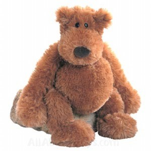 Slacker Jr. - 12'' Bear by Gund