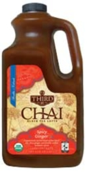 Third Street Chai, Super 10:1 Concentrate - 64oz Bottle w/ Pump Case