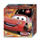 Disney: Pixar Cars: Lightning McQueen - 24pc Jigsaw Puzzle