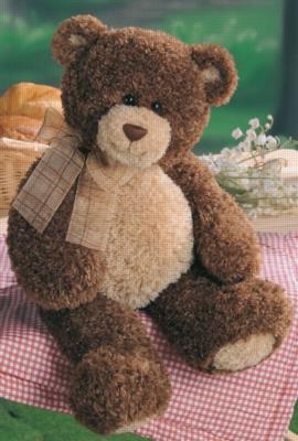 Basil - 19'' Bear by Gund