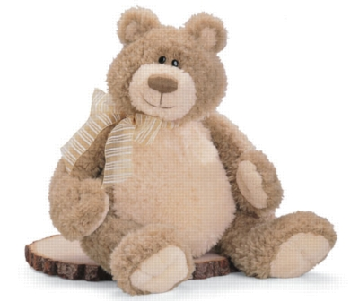 Wooly Bear - 16.5'' Bear by Gund