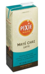 Pixie Mate Yerba Mate Chai Concentrate - 32oz Bottle Case