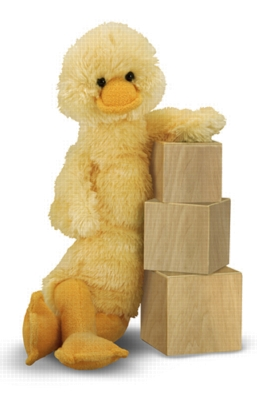 "Longfellow Duck - 21"" Long Duck by Melissa & Doug"