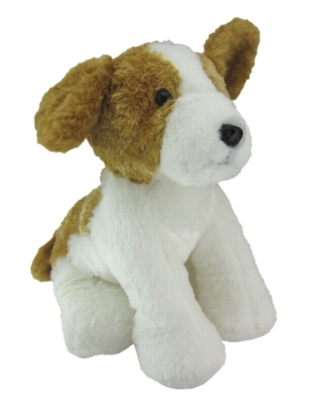 """Jackson Jack Russell Terrier - 10.5"""" Dog by Melissa & Doug"""