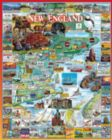 The Best of New England - 1000pc Jigsaw Puzzle by White Mountain