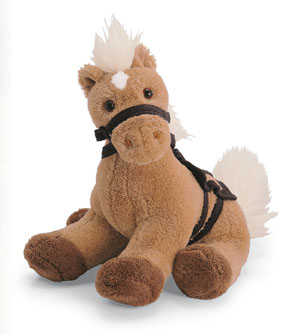 Posable Ponies Hilton - 8'' Horse by Gund