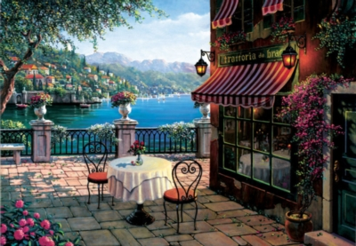 Bellagio Memories - 500pc Jigsaw Puzzle by Great American Puzzle Factory