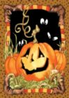 Jack Pumpkin - Garden Flag by Toland