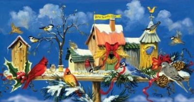 Jigsaw Puzzles - Birdtown Express