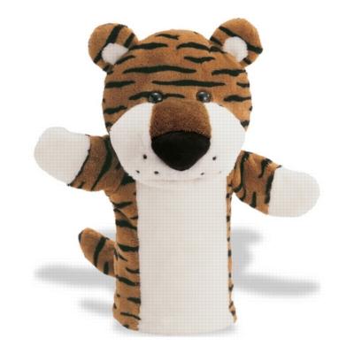 Tiger Sound Puppet - 12.5'' Tiger by Gund