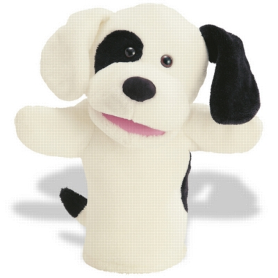Dog Sound Puppet - 12.5'' Dog by Gund
