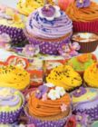 Cupcakes - 350pc Large Format Jigsaw Puzzle by Springbok